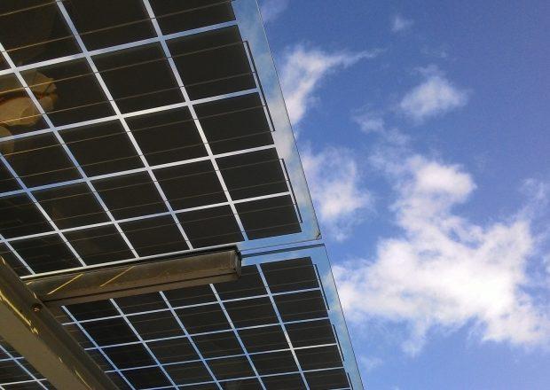 Solar Array in Reinholds, PA