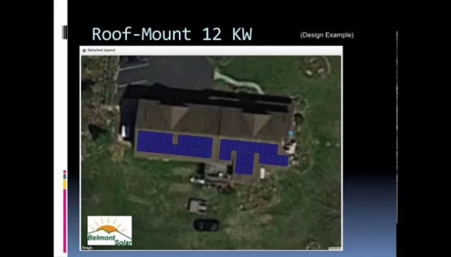Case study of a residential solar installation in Phoenixville, PA