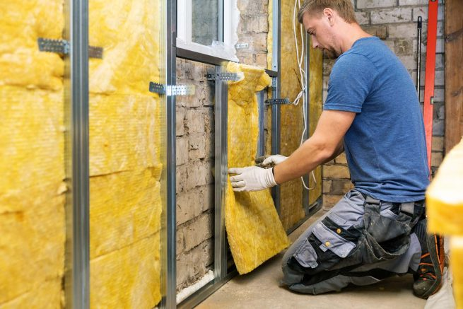 A great energy saving tip is insulating your net zero house basement.