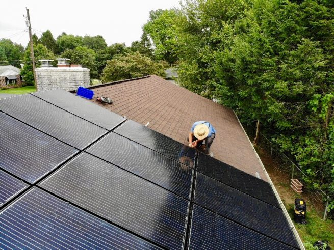 Our certified installers protect you from this solar myth.