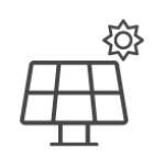 Promote Clean Energy with a Grid Tied Solar Panel Installation.