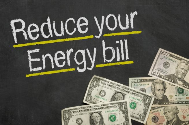 You can reduce energy bills with a net zero home.